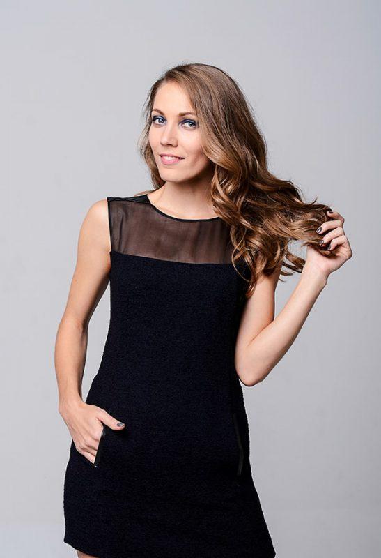 Черное платье - Julia Dreva Ателье