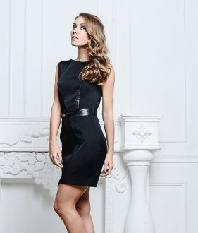 Black Dress collection - atelier Julia Dreva