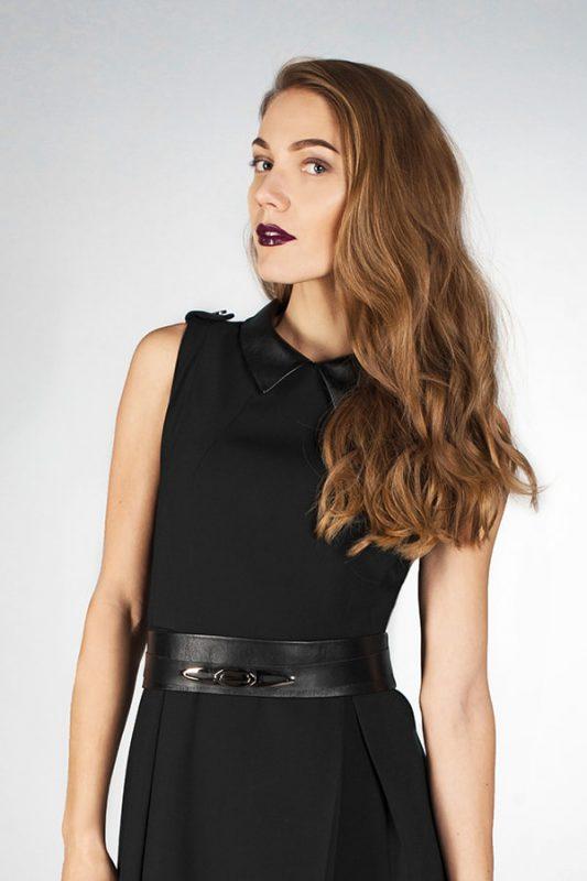 Платье коктейльное Black- Юлия Древа