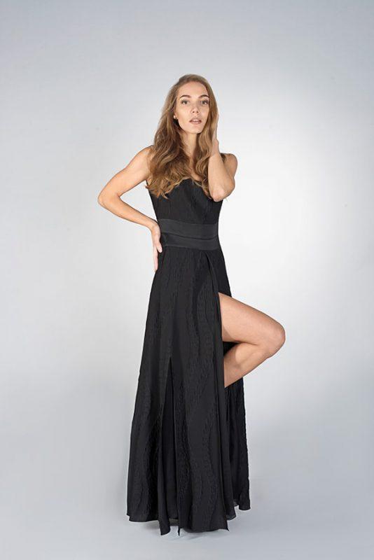 Платье вечернее Black - JuliaDreva.com